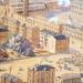 Panorama Żyrardowa z 1899 z komórkami