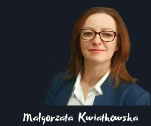 zdjęcie Małgorzaty Kwiatkowskiej