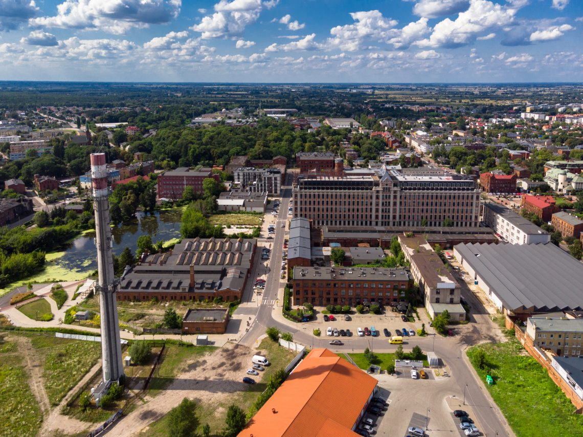 panorama Żyrardowa